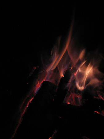 Christmas Bon Fire