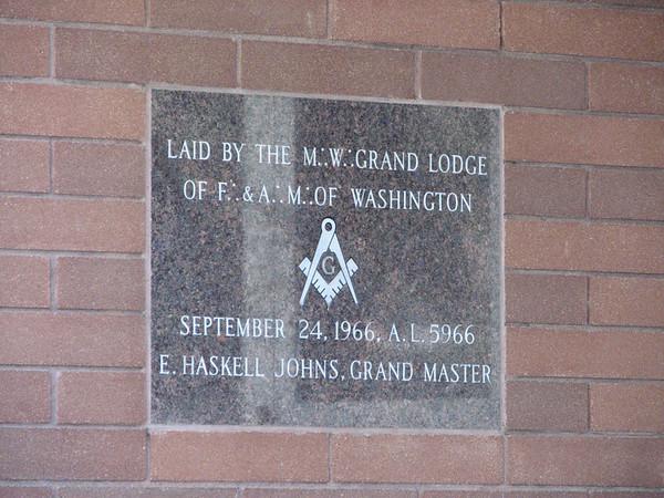 Masonic Lodges  - By City