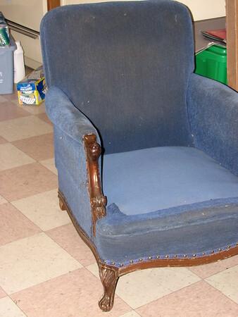 The Great Chair Saga